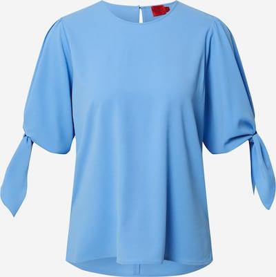 HUGO Bluse 'Ciliras-1' in hellblau, Produktansicht