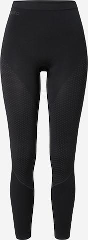 Sous-vêtements de sport ODLO en noir