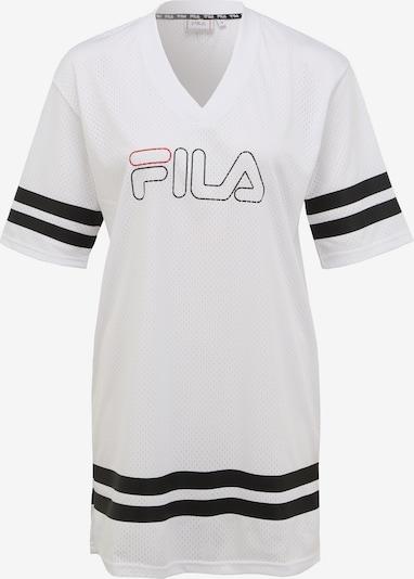 FILA Klänning 'JALA' i röd / svart / vit, Produktvy