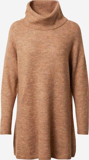 Cotton On Stickad klänning 'JULIETTE' i brunmelerad, Produktvy
