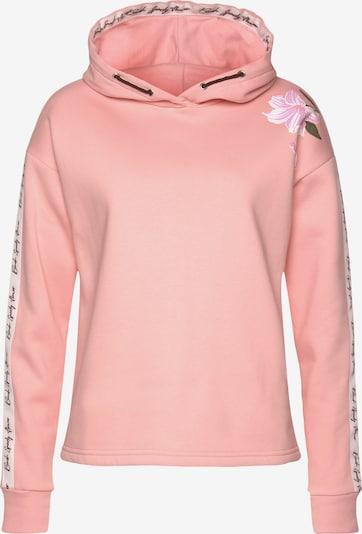 BENCH Hoodie in rosa / altrosa, Produktansicht