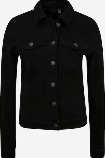Vero Moda Tall Jeansjacke 'HOT SOYA' in black denim, Produktansicht