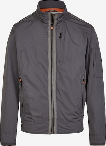 CALAMAR Leichte Jacke in Grau