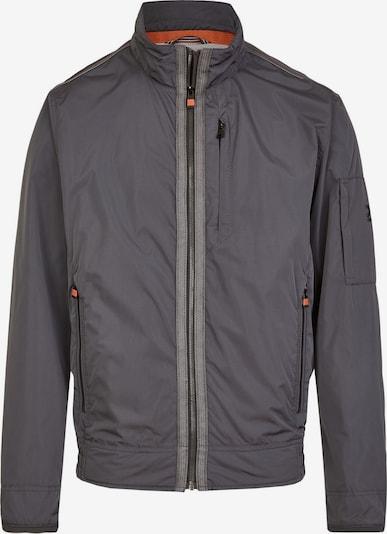 CALAMAR Leichte Jacke in anthrazit, Produktansicht
