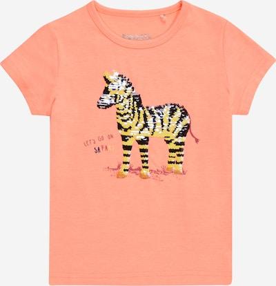 STACCATO Koszulka w kolorze żółty / brzoskwiniowy / czarny / białym, Podgląd produktu