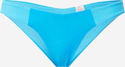 Dorina Bikinihose 'Palm' in türkis / himmelblau, Produktansicht