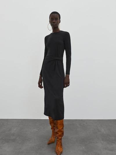 EDITED Šaty 'Talea' - čierna, Model/-ka