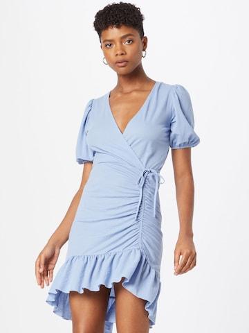 Gina Tricot Dress 'Maya' in Blue