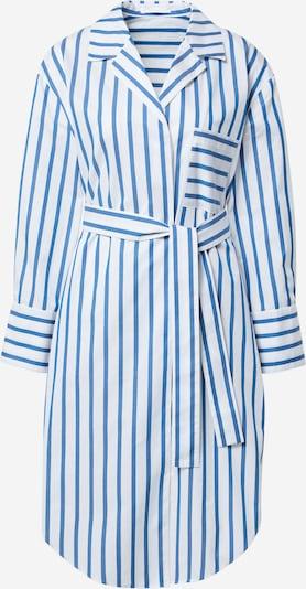 BOSS Casual Robe-chemise 'C_Disso' en bleu ciel / blanc, Vue avec produit