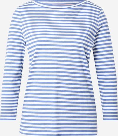 STREET ONE T-shirt i marinblå / vit, Produktvy