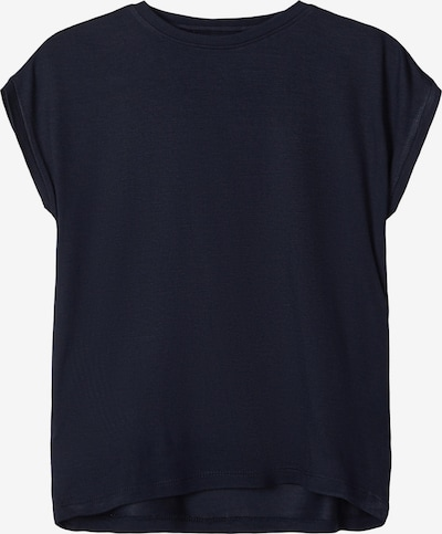 NAME IT Shirt 'Shalla' in dunkelblau: Frontalansicht