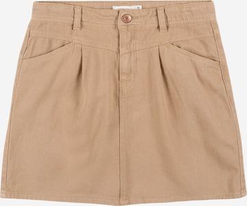 NAME IT Skirt 'Randi' in Beige