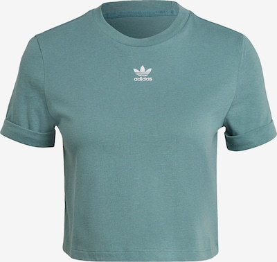 ADIDAS ORIGINALS Shirt in de kleur Turquoise, Productweergave