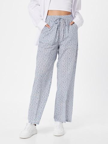 Pantaloni con piega frontale 'ELLA' di SISTERS POINT in blu
