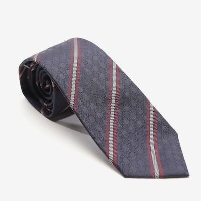 Gucci Krawatte in One Size in dunkelblau / rot, Produktansicht
