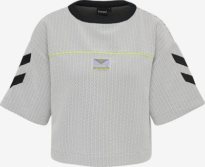 hummel hive Sweatshirt in schwarz / weiß, Produktansicht