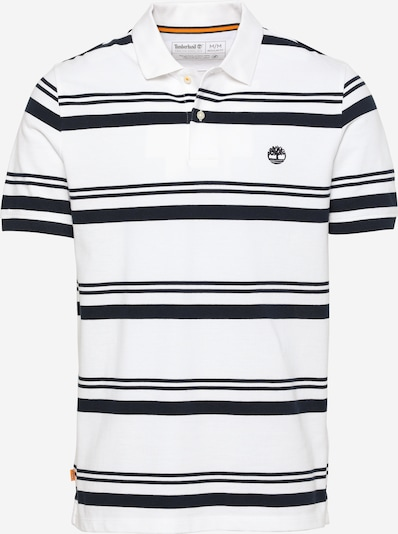 TIMBERLAND Shirt in schwarz / weiß, Produktansicht