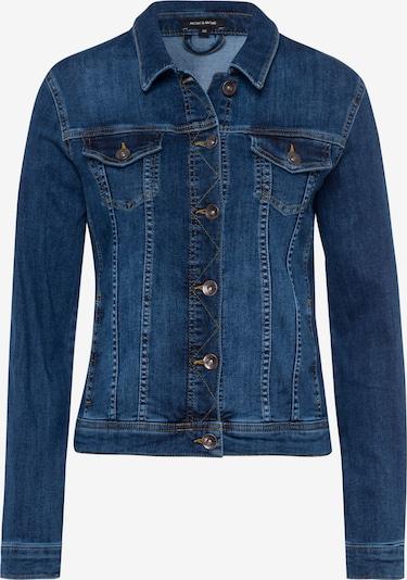 MORE & MORE Jacke in blau, Produktansicht