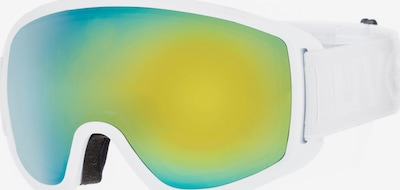UVEX Skibrille 'topic FM sphere' in weiß, Produktansicht