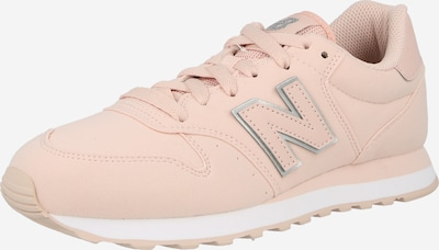 Sneaker low new balance pe roz / argintiu, Vizualizare produs