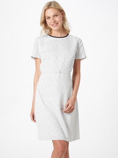 Calvin Klein Kleid in schwarz / weiß, Modelansicht