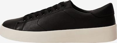Sneaker low 'BLANCA' MANGO MAN pe negru, Vizualizare produs