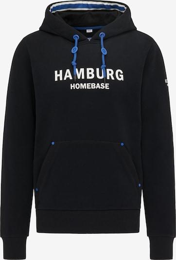 HOMEBASE Sweatshirt in blau / schwarz / weiß, Produktansicht