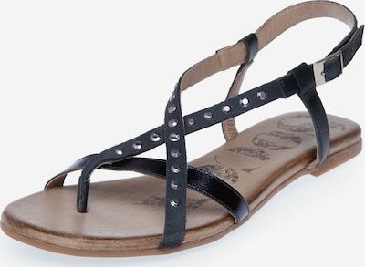 Soccx Sandale in dunkelblau, Produktansicht