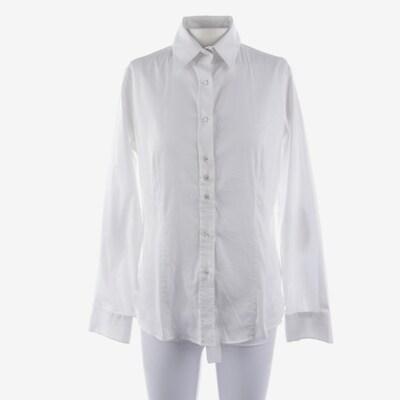 Soluzione Bluse  in L in beige / weiß, Produktansicht