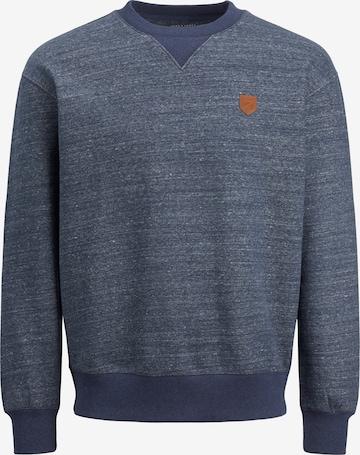 JACK & JONES Sweatshirt 'Bludan' in Blue
