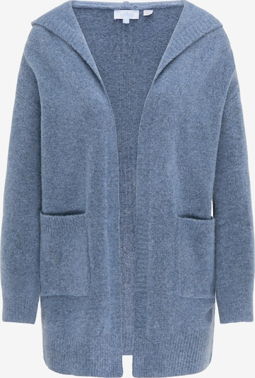 usha BLUE LABEL Strickjacke in rauchblau, Produktansicht