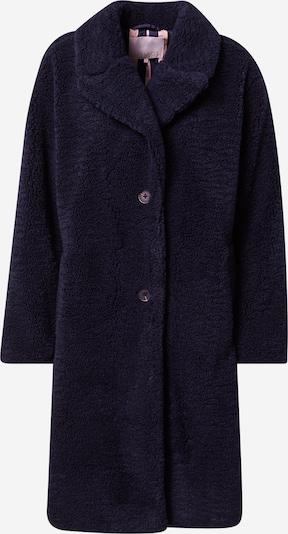 Palton de primăvară-toamnă NÜMPH pe safir, Vizualizare produs