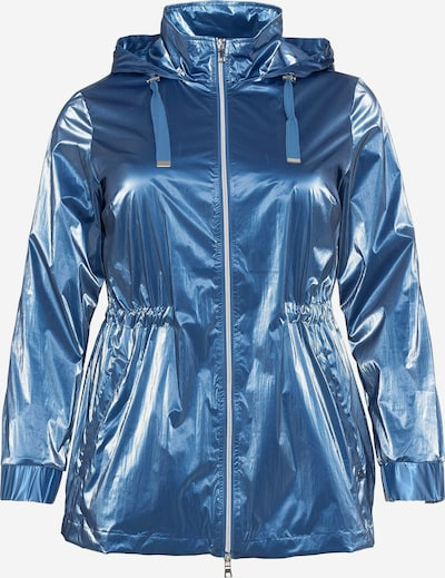 SHEEGO Tussenjas in de kleur Blauw, Productweergave
