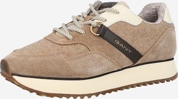 GANT Sneakers 'Bevinda' in Brown