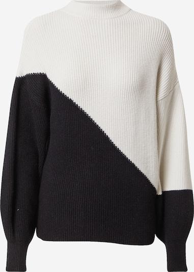 Pullover s.Oliver BLACK LABEL di colore nero / bianco, Visualizzazione prodotti