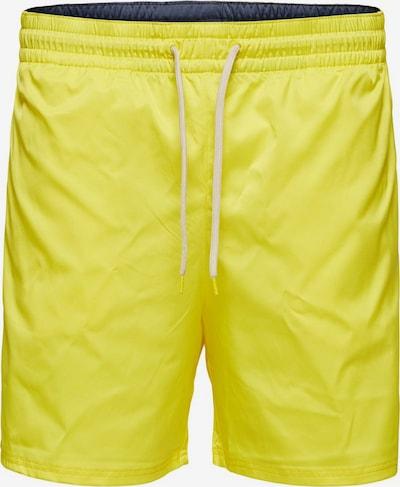 SELECTED HOMME Zwemshorts in de kleur Geel, Productweergave