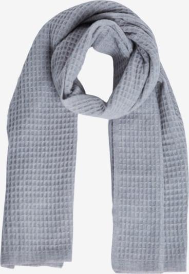 SET Schal in taubenblau, Produktansicht