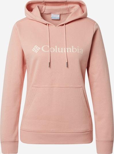 COLUMBIA Sweatshirt in hellpink, Produktansicht