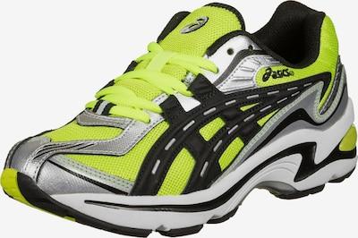 ASICS SportStyle Sneaker in neongrün / schwarz / silber, Produktansicht