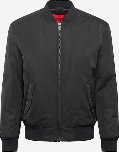 HUGO Kurtka przejściowa 'Boris 2121' w kolorze melonowy / czarnym, Podgląd produktu