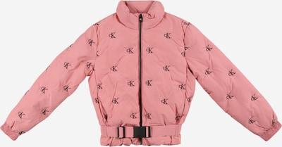 Calvin Klein Jeans Between-season jacket in Dusky pink / Black, Item view