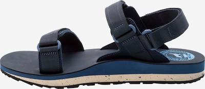 JACK WOLFSKIN Sandale in dunkelblau, Produktansicht