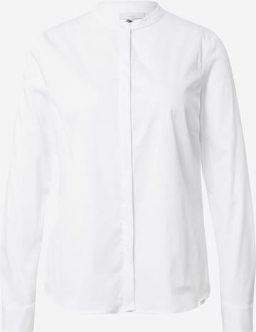 CINQUE Pluus 'CIPAPER', värv valge