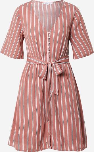 ABOUT YOU Kleid 'Aylin' in mischfarben / rostrot, Produktansicht