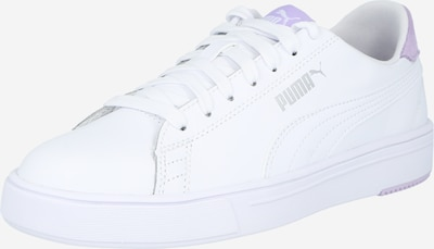 PUMA Sneakers laag 'Serve Pro Lite' in de kleur Lichtlila / Wit, Productweergave
