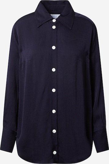 Libertine-Libertine Bluse 'Chablis' in dunkelblau, Produktansicht