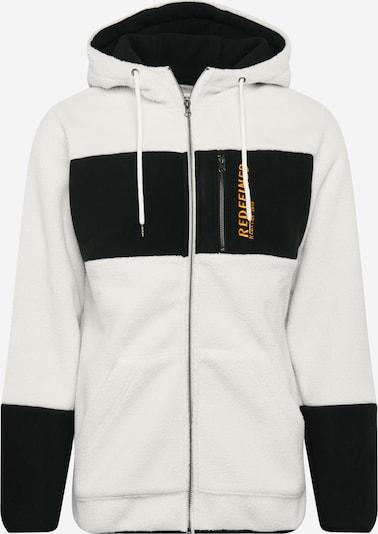 Redefined Rebel Prijelazna jakna 'Orlando' u crna / prljavo bijela, Pregled proizvoda