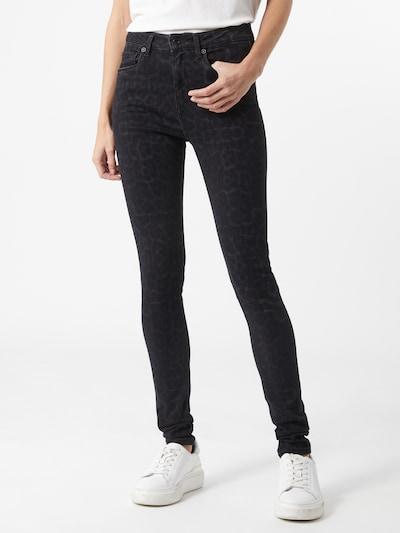 Pepe Jeans Jeans 'Regent' in schwarz: Frontalansicht
