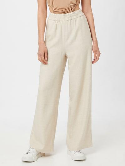 Kelnės iš minimum, spalva – glaisto spalva, Modelio vaizdas