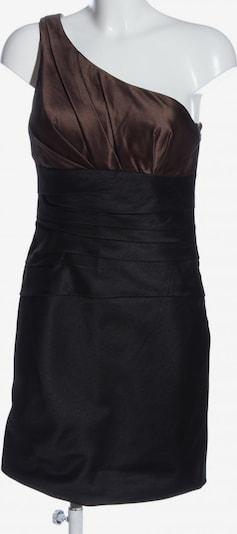 Laona One-Shoulder-Kleid in M in braun / schwarz, Produktansicht